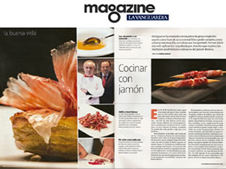 MAGAZINE LA VANGUARDIA
