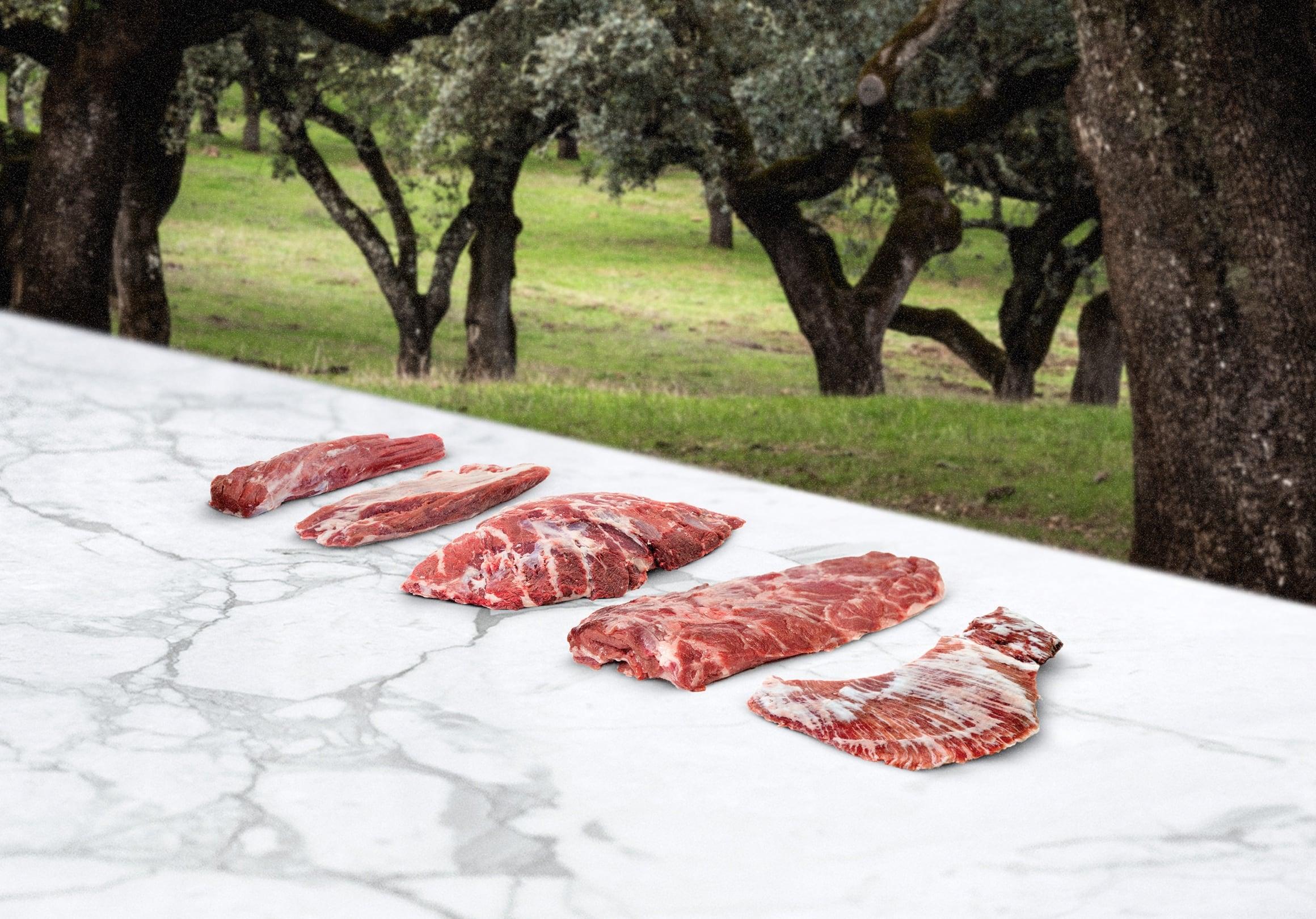 <p><b>Selección de Carne Fresca</b></p><p><br>Joselito Nude</p>