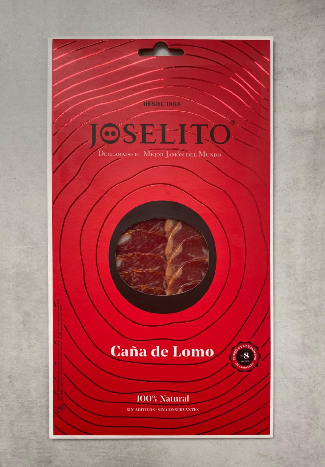 Lomo Joselito Slicing