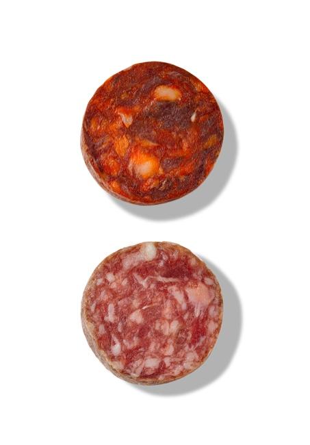 Los Eternos: Chorizo & Salchichón Joselito 1
